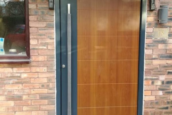 Entrance Doors in Stockport