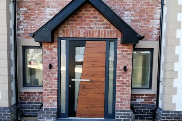 Front Entrance Doors Stockport