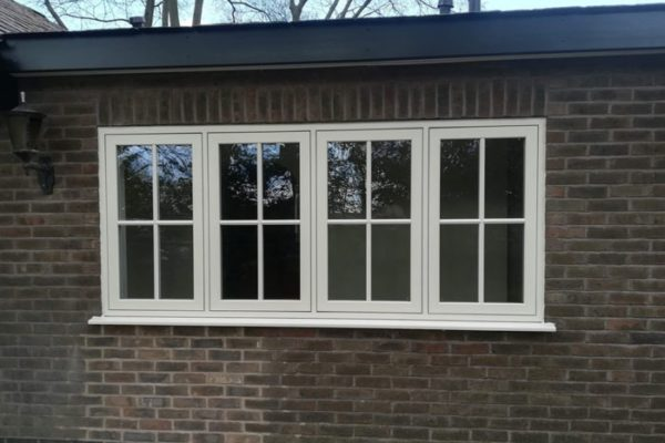 Flush Casement Window Installations Cheshire