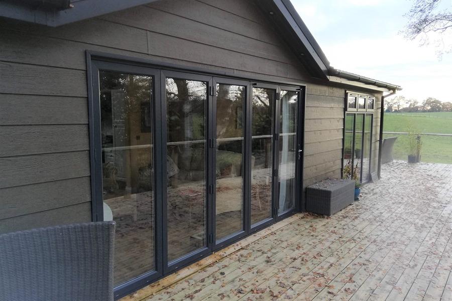 bifold doors cheshire